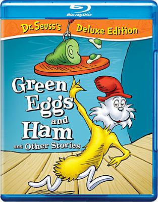 DR SEUSS GREEN EGGS HAM/OTHER STORIES BY DR. SEUSS (Blu-Ray)